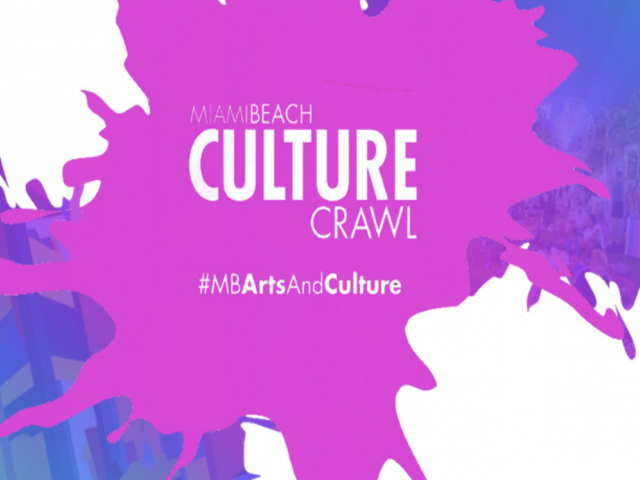 miami beach culture crawl