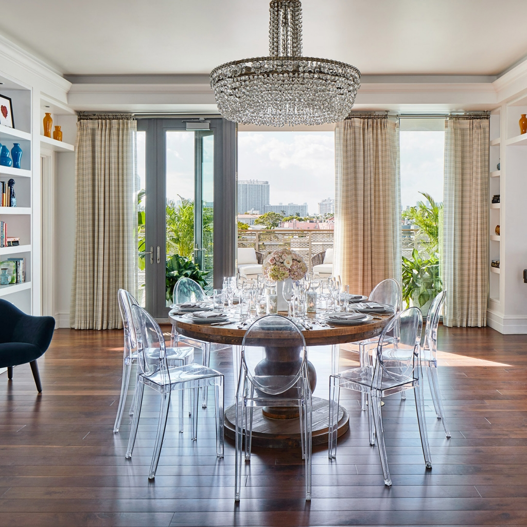 The Dining Room Miami: Miami Beach Venues