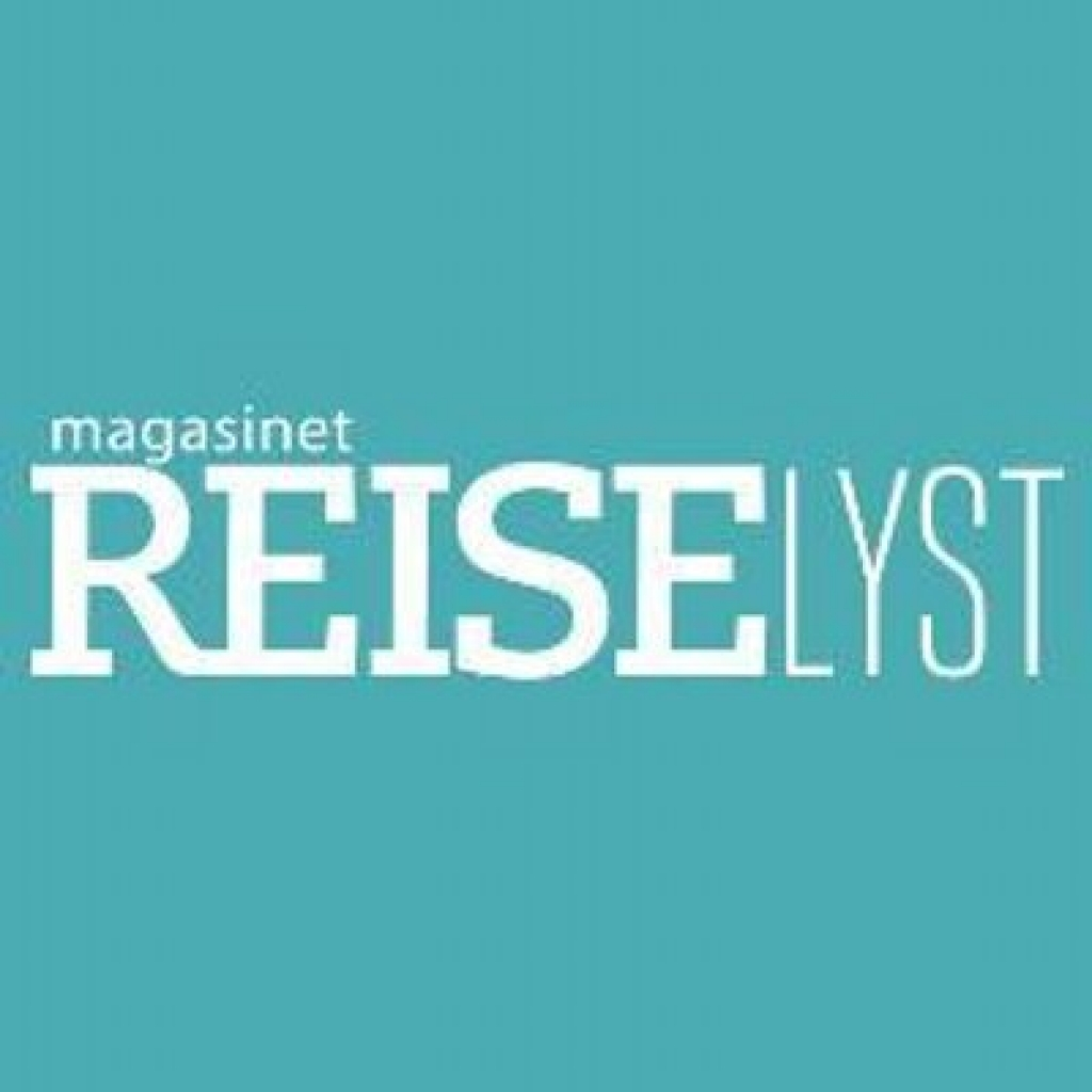 Magasinet Reiselyst logo