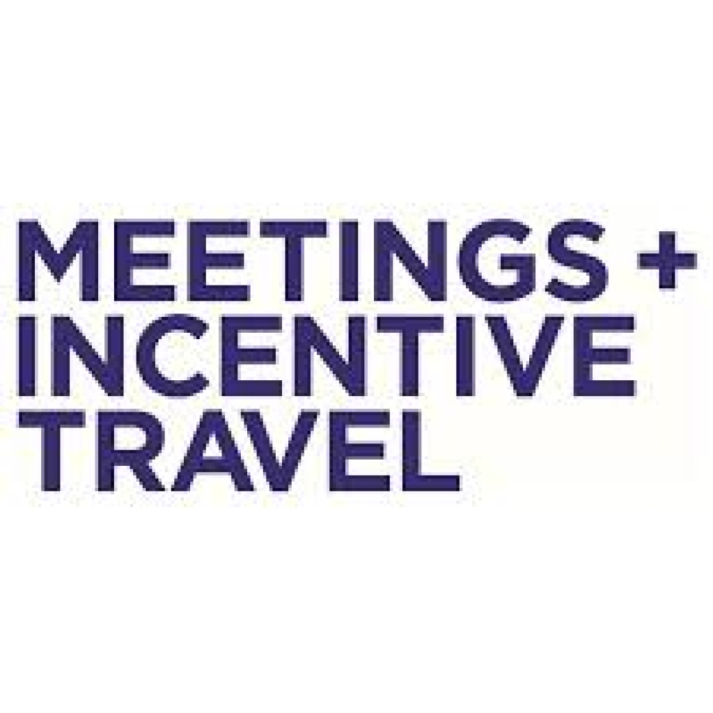 Meetings and Incentives magazine logo