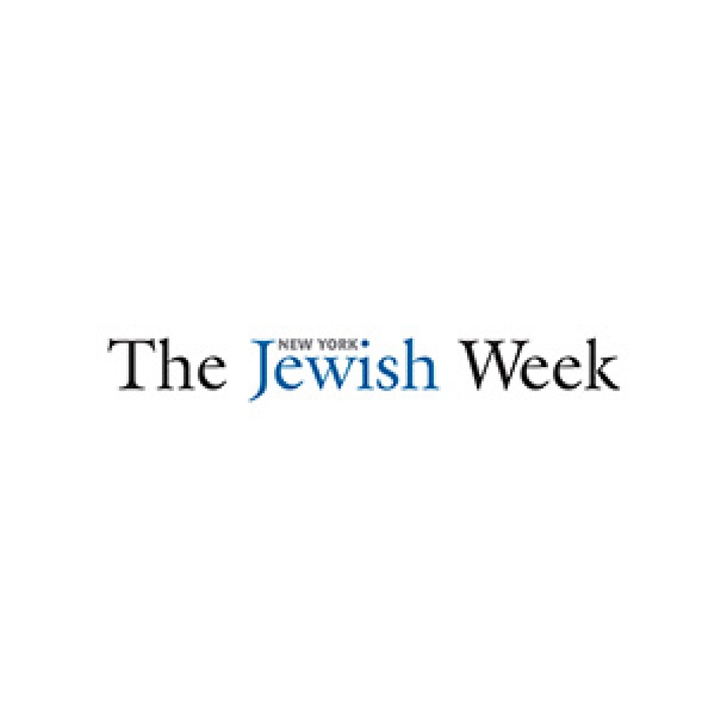 The New York Jewish Week logo