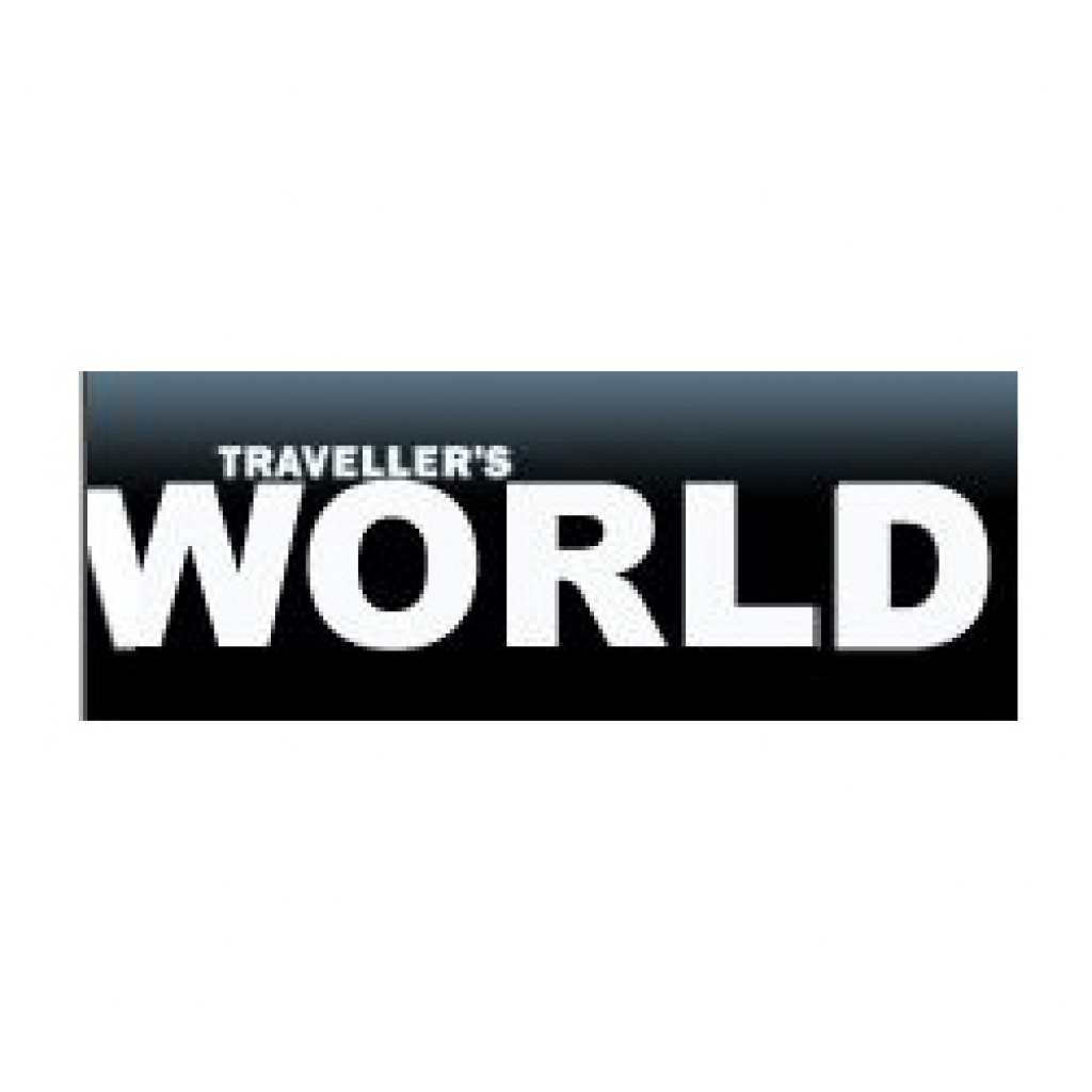 Traveller's World logo